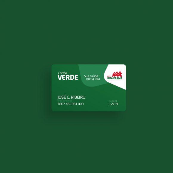 Cartão Verde
