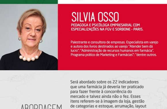 Palestra com Silvia Osso
