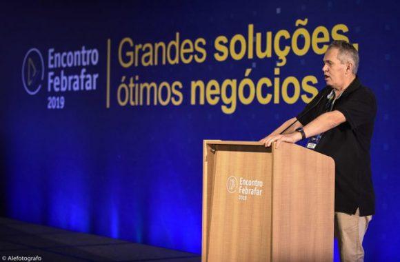 A FEBRAFAR CRESCEU MAIS DO QUE O DOBRO DO RESTANTE DO MERCADO!